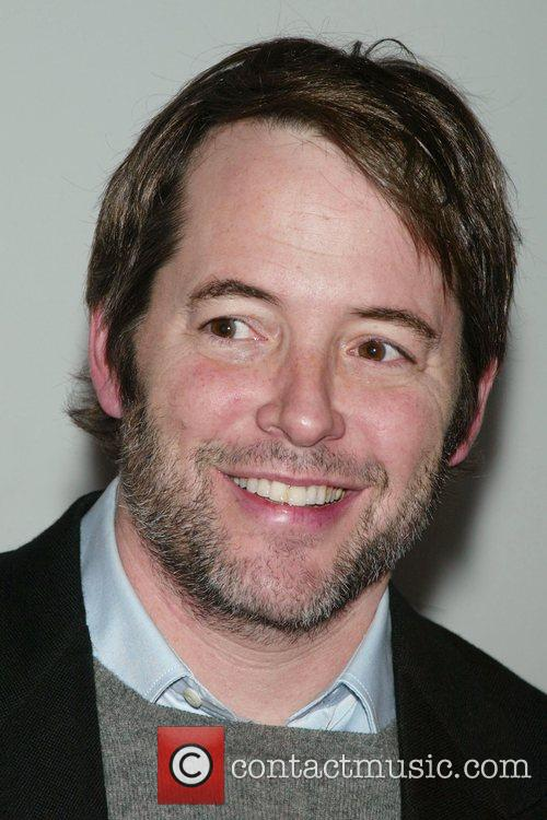 Matthew Broderick The New School for Drama Cocktail...