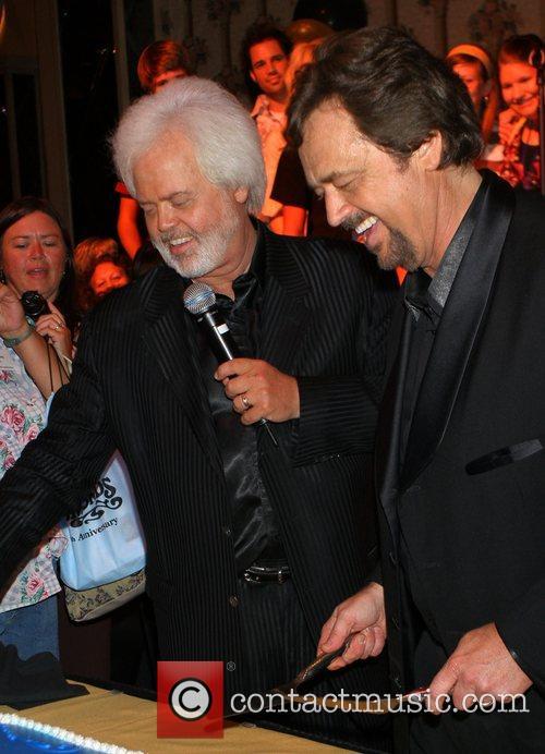 Merrill Osmond, Jay Osmond The Osmond's 50th Anniversary...