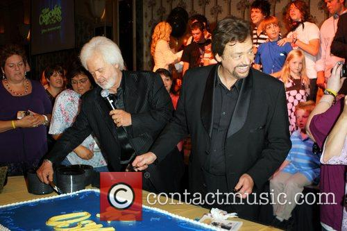 The Osmond's 50th Anniversary after party at The...