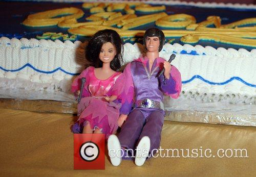 Donny and Marie dolls The Osmond's 50th Anniversary...