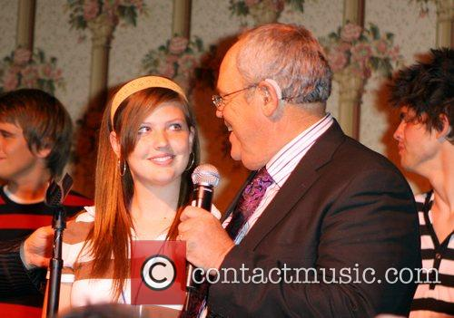 Tom Osmond, and daughter The Osmond's 50th Anniversary...