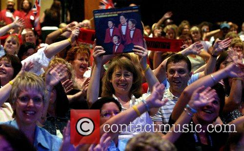Atmosphere The Osmonds celebrate their 50th anniversary with...