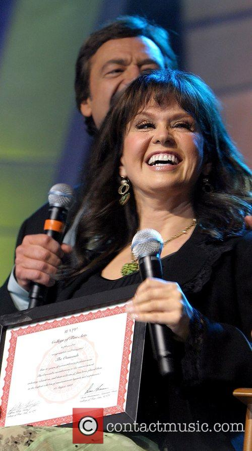 Marie Osmond, Las Vegas and The Osmonds 3