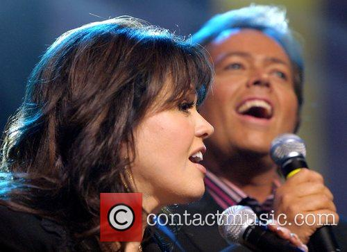 Marie Osmond, Las Vegas and The Osmonds 4