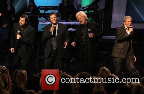 The Osmonds celebrate their 50th anniversary with a...