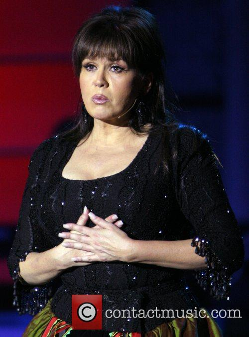 Marie Osmond, Las Vegas, The Osmonds