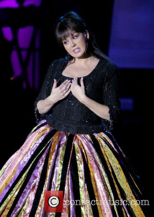 Marie Osmond, Las Vegas and The Osmonds 1