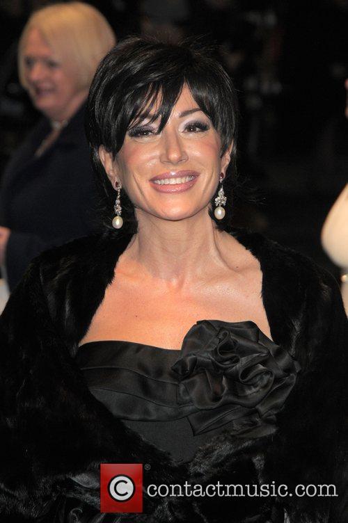 Nancy Dell'Olio UK premiere of 'The Other Boleyn...