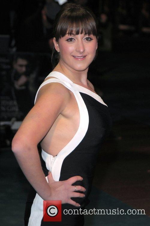 Natalie Cassidy UK premiere of 'The Other Boleyn...