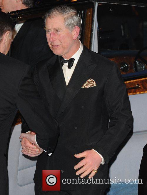 Hrh Prince Charles and Prince 10