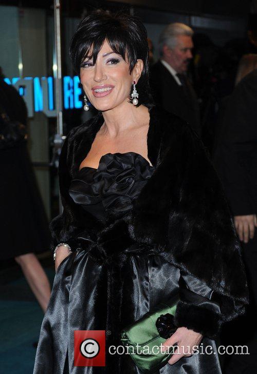 Nancy Dell'Ollio UK Premiere of 'The Other Boleyn...
