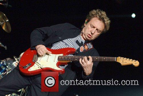 The Police perform at Wembley Arena