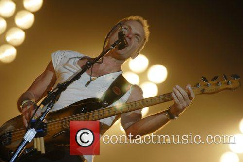 Sting, Police and The Police 6