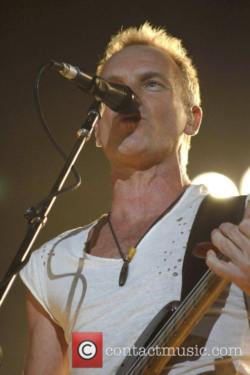 Sting, Police and The Police 12