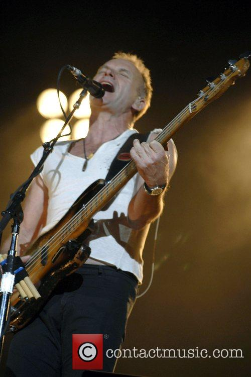 Sting, Police and The Police 9