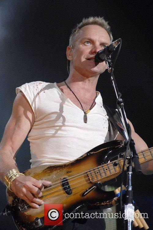 Sting, Police and The Police 10