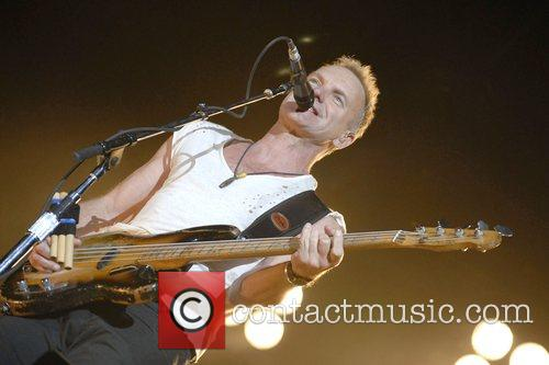 Sting, Police and The Police 8