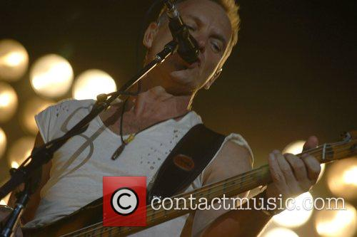 Sting, Police and The Police 13