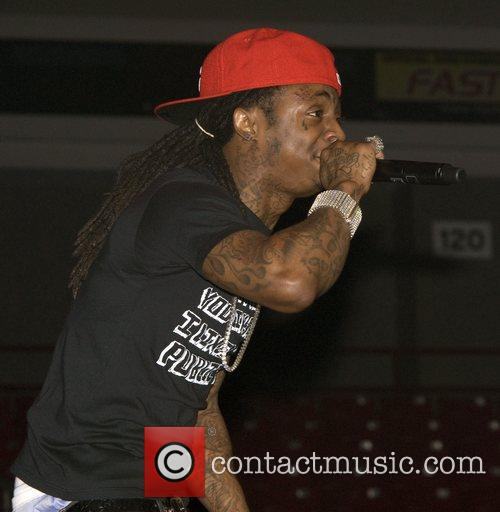 Perform on stage at Tha Poppin Bottles Concert...