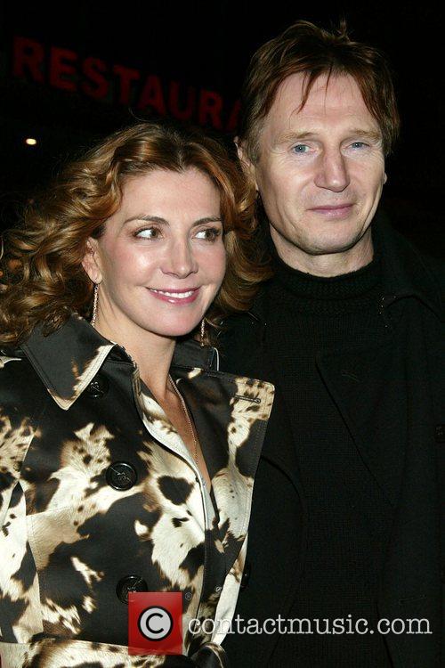 Liam Neeson Natasha Richardson