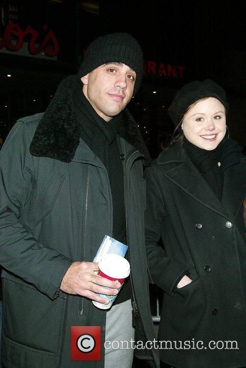 Bobby Cannavale and Alison Pill Opening Night of...