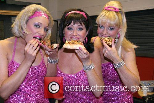 The Sheilas Carly, Emma and Cathi from the...