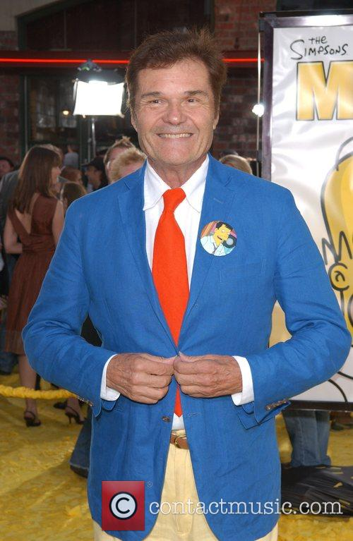Fred Willard 'The Simpsons Movie' premiere at the...