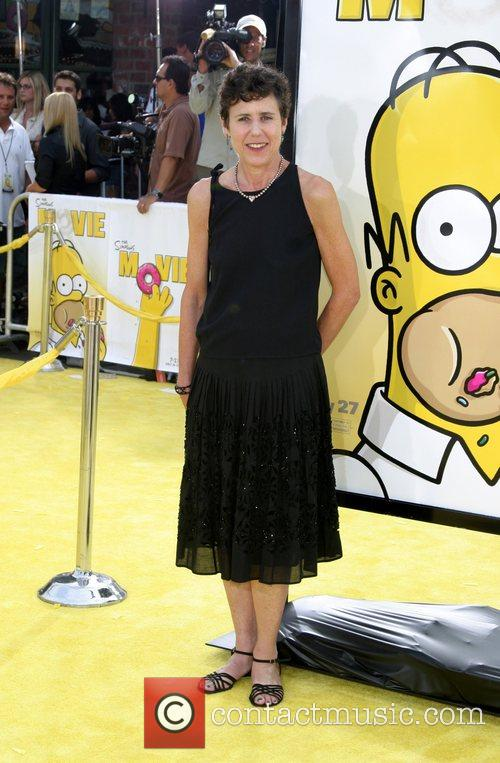 Julie Kavner 'The Simpsons Movie' premiere at the...