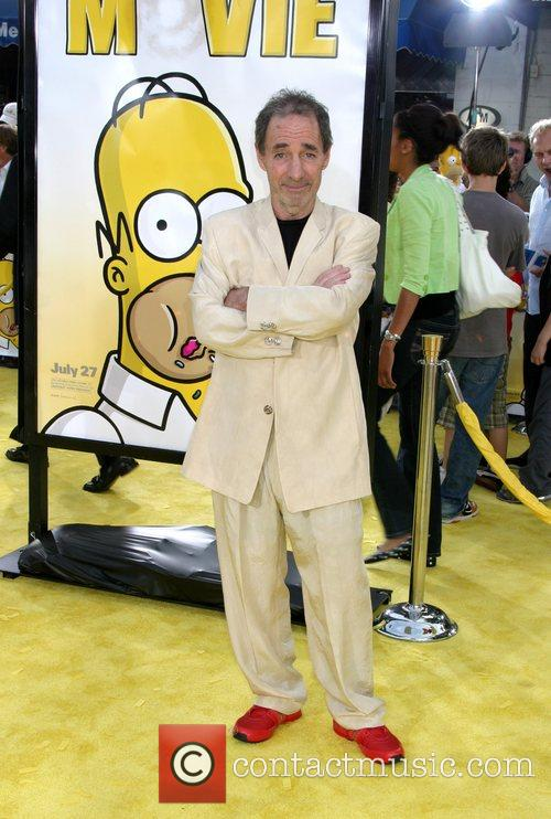 Harry Shearer 'The Simpsons Movie' premiere at the...