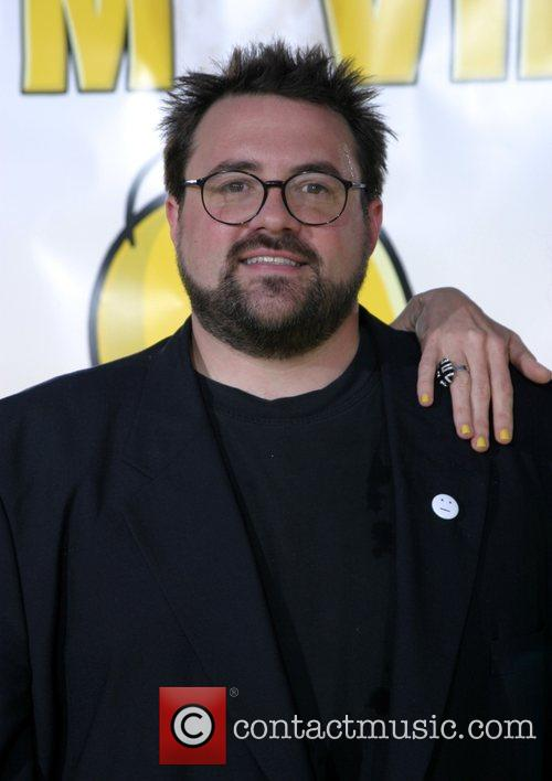 Kevin Smith 'The Simpsons Movie' premiere at the...