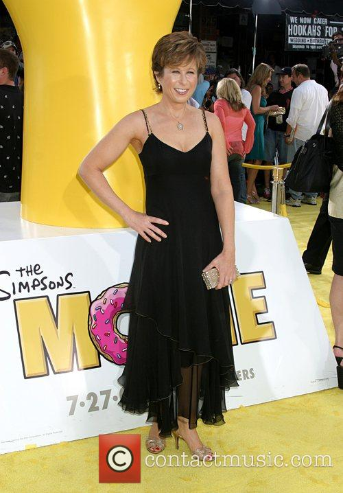 Yeardley Smith 'The Simpsons Movie' premiere at the...