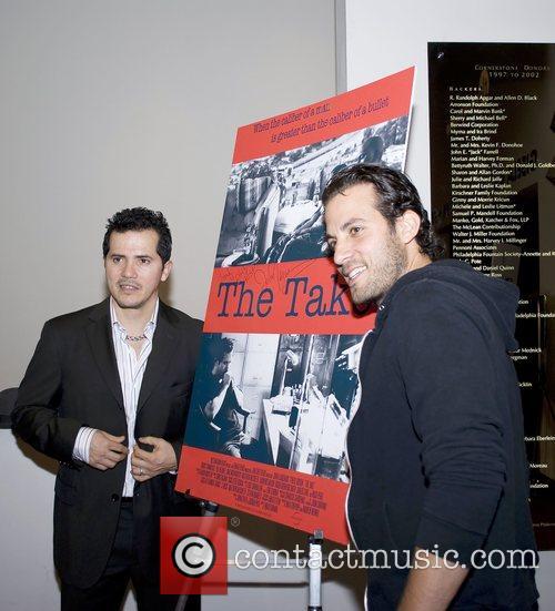 John Leguizamo Private screening of 'The Take' and...