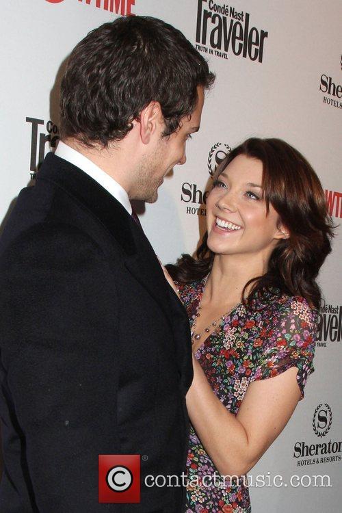 Henry Cavill and Natalie Dormer 2