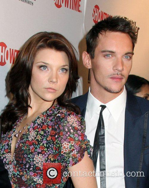 Jonathan Rhys Meyers and Natalie Dormer 4