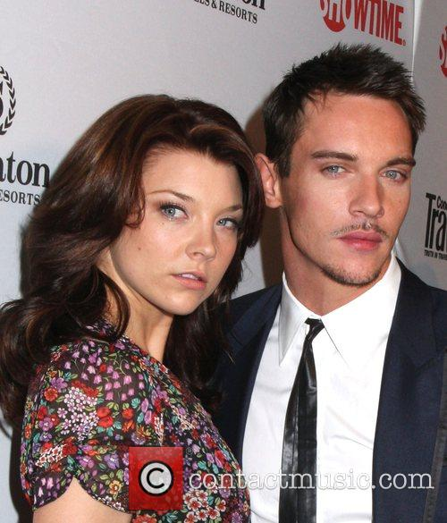 Jonathan Rhys Meyers and Natalie Dormer 1