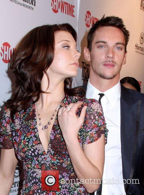 Jonathan Rhys Meyers and Natalie Dormer 6