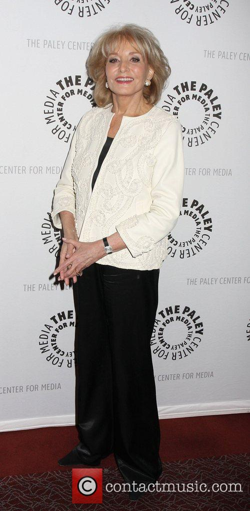 Barbara Walters The Paley Center hosts an evening...