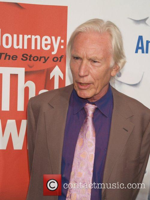 Chris Stamp at the US Premiere of
