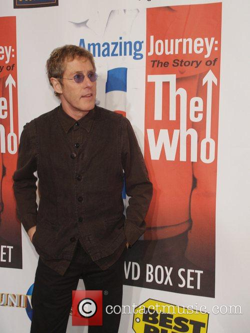 Roger Daltrey at the US Premiere of