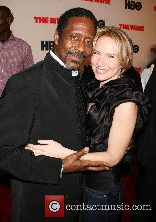Clarke Peters and Hbo 9