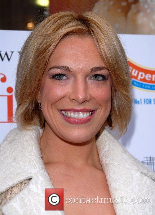 Hannah Waddingham The shortlist announcement of the Theatregoers'...