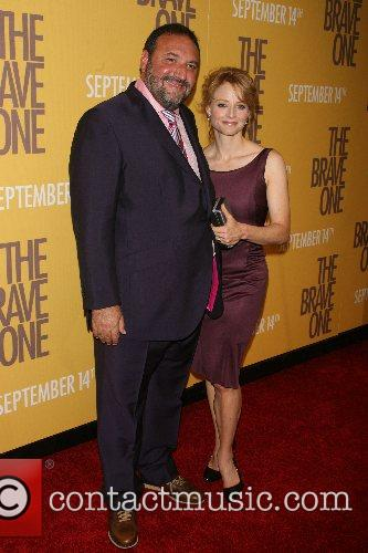 Joel Silver and Jodie Foster 1