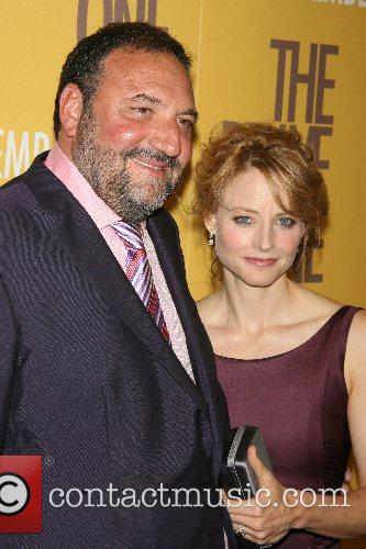 Joel Silver and Jodie Foster 2