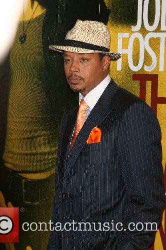 Terrence Howard New York Premiere of 'The Brave...