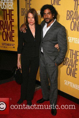 Barbara Hershey, Naveen Andrews New York Premiere of...