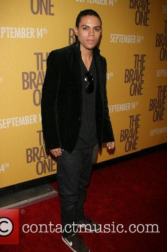 Evan Ross New York Premiere of 'The Brave...