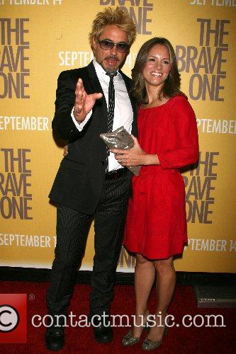 Robert Downey Jr and Susan Downey 7