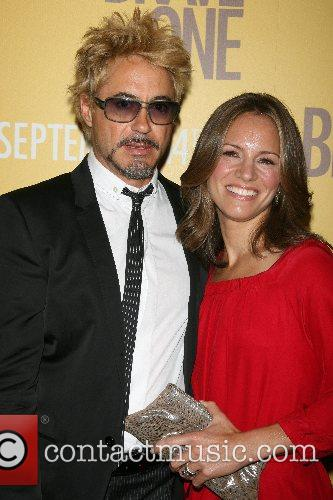 Robert Downey Jr and Susan Downey 1