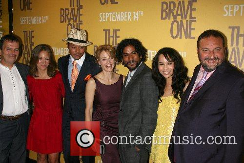 Neil Jordan, Jodie Foster, Jordan, Naveen Andrews and Terrence Howard 3