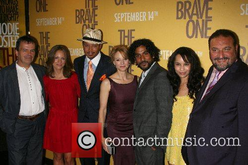 Neil Jordan, Jodie Foster, Jordan, Naveen Andrews and Terrence Howard 1